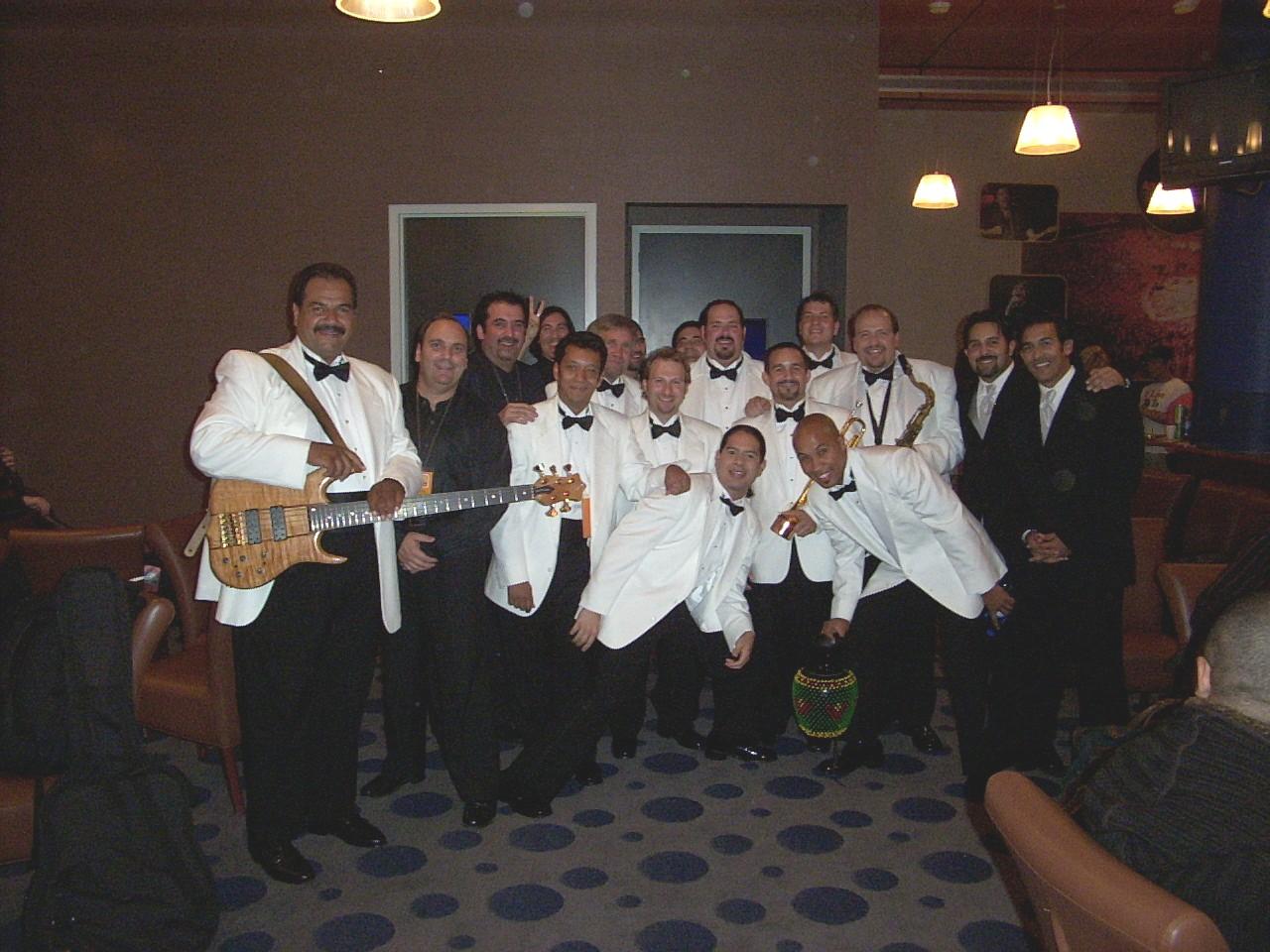 Latin Grammy House Band
